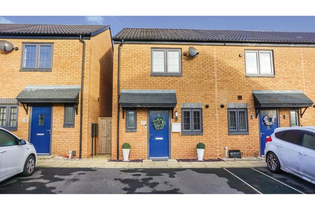 2 bed end terrace house for sale in Dunkley Crescent, Birmingham B37