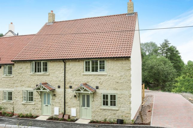 Thumbnail Terraced house for sale in Factory Hill, Bourton, Gillingham