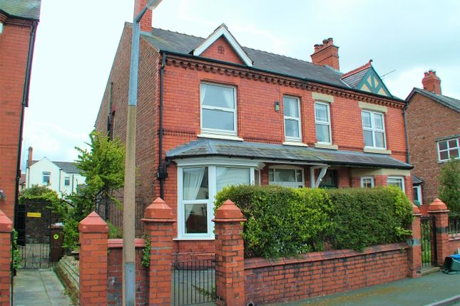 3 bed semi-detached house for sale in Beaconsfield Road, Shotton, Deeside CH5