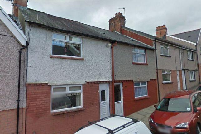 3 bed terraced house for sale in Duffryn Street, Tir-Y-Berth, Hengoed CF82