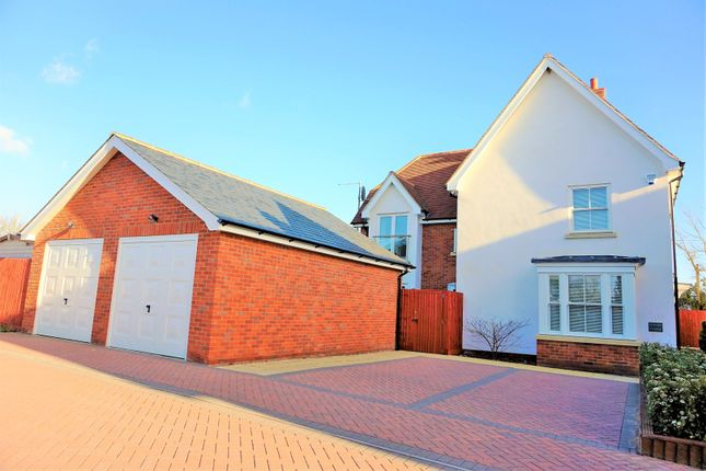 Thumbnail Detached house for sale in Lower Road, Colchester