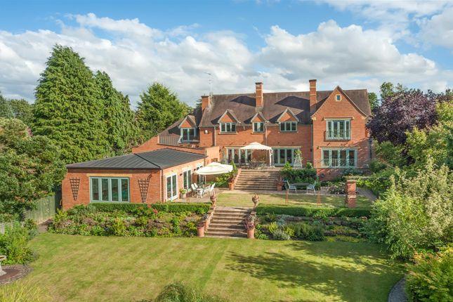 Thumbnail Detached house for sale in Alveston Lane, Alveston, Stratford-Upon-Avon, Warwickshire