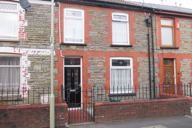 Thumbnail Terraced house for sale in Dyfodwg Street, Treorchy, Rhondda, Cynon, Taff.