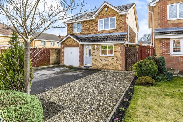 Thumbnail Detached house for sale in Snowdrop Way, Etherley Dene, Bishop Auckland