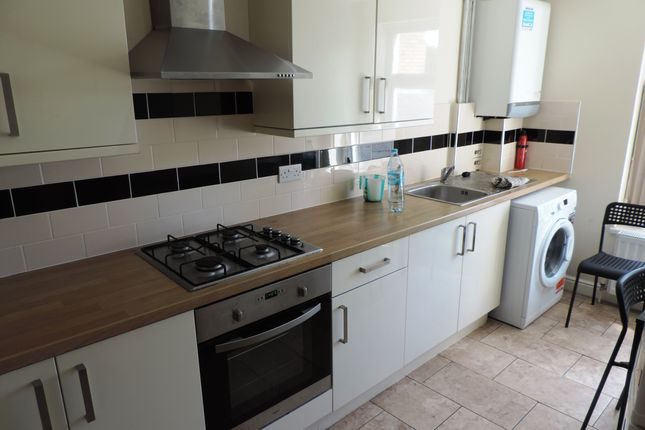 Thumbnail Duplex to rent in Richmond Crescent, Cathays