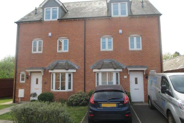Thumbnail Property to rent in Jamaica Circle, Duffryn, Newport