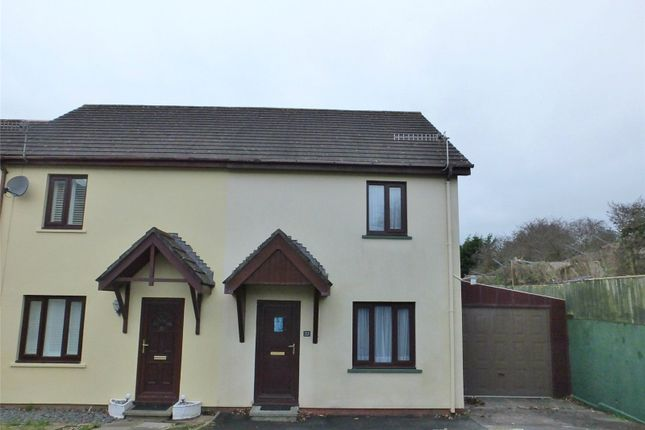 2 bed semi-detached house for sale in The Clicketts, Tenby SA70
