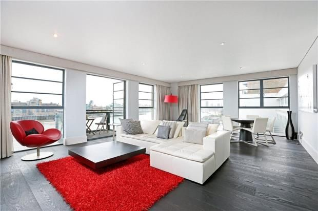 Thumbnail Flat for sale in Spice Quay Heights, 32 Shad Thames, London