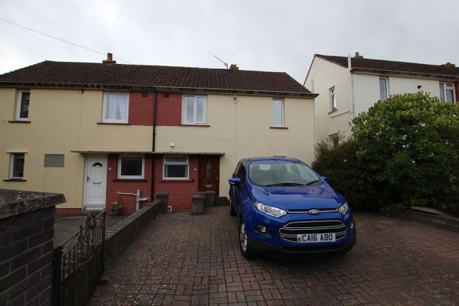Thumbnail Semi-detached house to rent in Coryton Close, Brecon