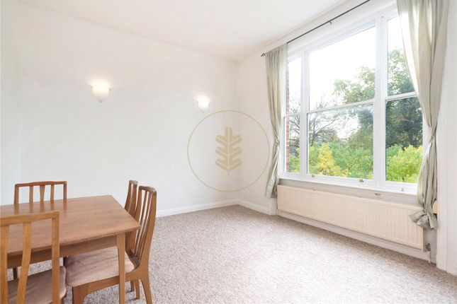 Thumbnail Flat to rent in Cleve Road, South Hampstead, London