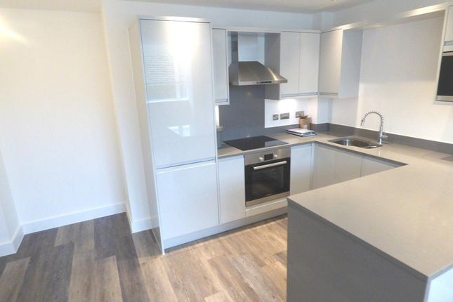 Thumbnail Flat to rent in Bridgewater House, Park Road, Timperley