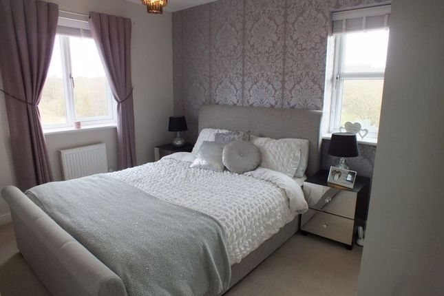 Bedroom Two of Sandiacre Avenue, Sandyford, Stoke-On-Trent ST6