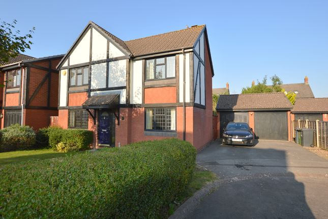 Thumbnail Detached house for sale in Kingfisher Drive, Bowerhill, Melksham
