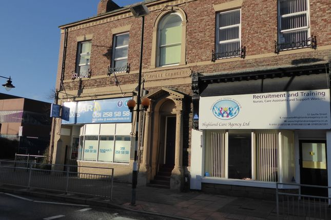 Office to let in Savllle Street, North Shields