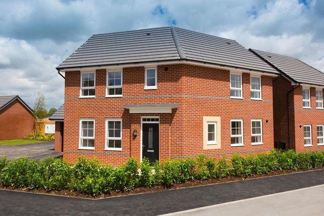 "Thumbnail Detached house for sale in ""Faringdon II"" at Kepple Lane, Garstang, Preston"