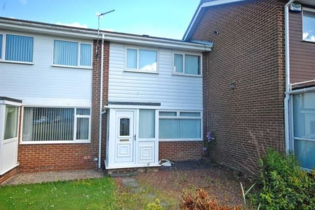 Thumbnail Semi-detached house to rent in Chatton Close, Chester Le Street