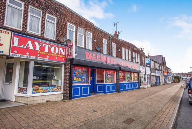 Front of Westcliffe Drive, Layton, Blackpool, Lancashire FY3
