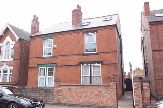 Thumbnail Semi-detached house to rent in William Street, Long Eaton