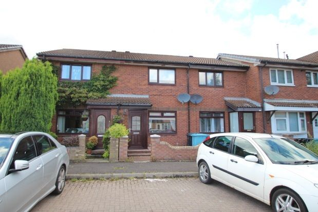 Thumbnail Terraced house to rent in Langside Avenue, Uddingston, Glasgow