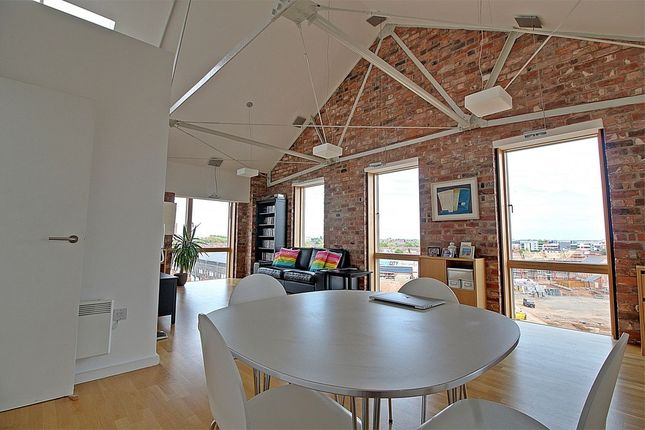 2 bed flat to rent in Apartment 45, Boiler House, Electric Wharf, Coventry, West Midlands