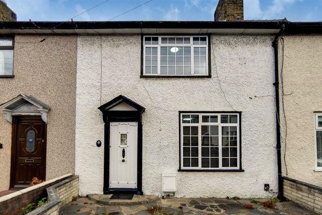 Thumbnail Terraced house to rent in Fitzstephens Road, Dagenham