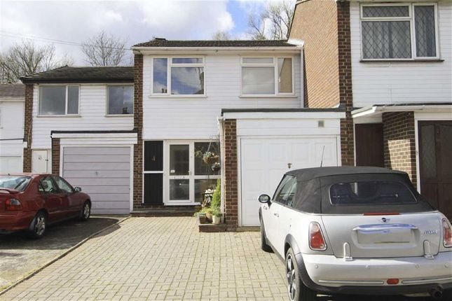 Thumbnail Terraced house for sale in Frays Close, West Drayton, Middlesex