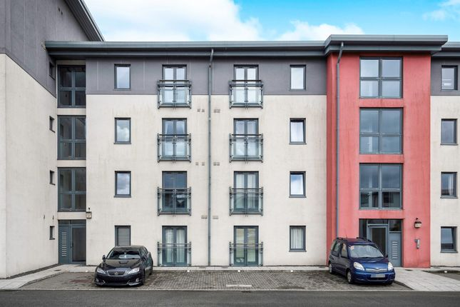 Thumbnail Flat for sale in St Catherines Court, Maritime Quarter, Swansea