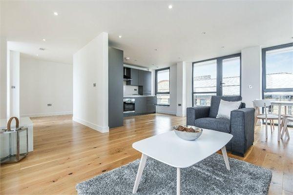 Thumbnail Flat for sale in Alpha House, Tyssen Street, Dalston, London