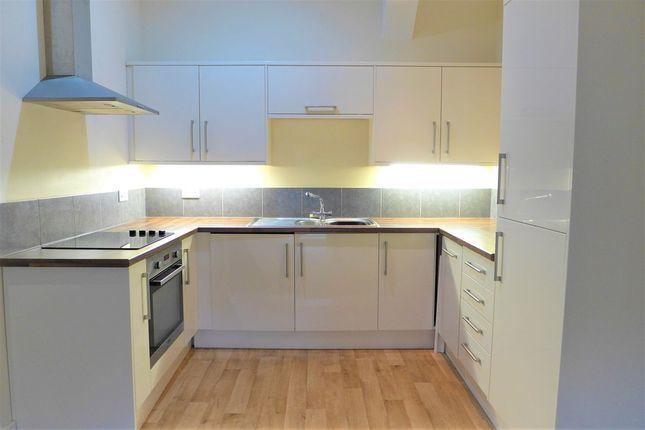 Thumbnail Flat to rent in North Street, Ripon