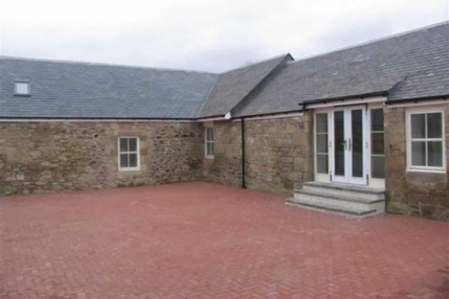 Thumbnail Bungalow for sale in Swinton Mill, Swinton, Berwickshire
