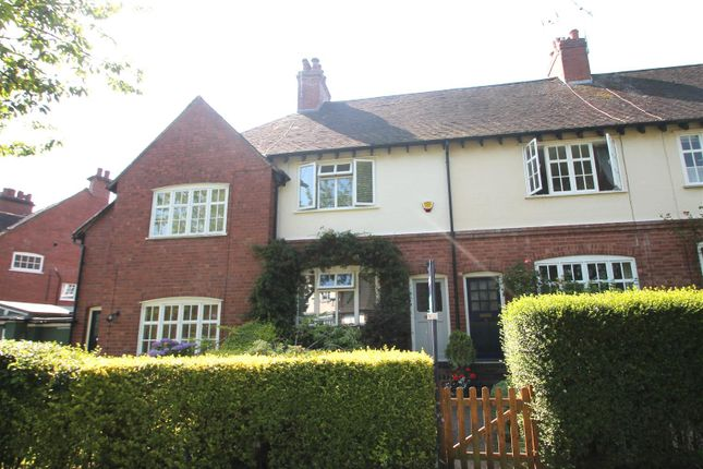 Thumbnail Terraced house for sale in The Circle, Harborne, Birmingham