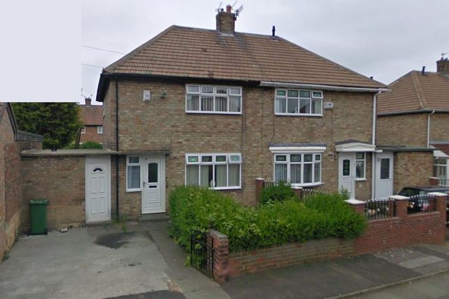 Thumbnail Semi-detached house for sale in Partick Road, Pennywell, Sunderland