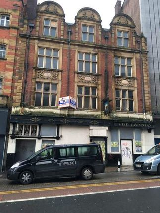 Thumbnail Retail premises for sale in 30, Castle Street, Sheffield, Sheffield