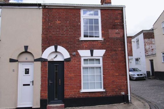Thumbnail End terrace house to rent in New Wellington Place, Great Yarmouth