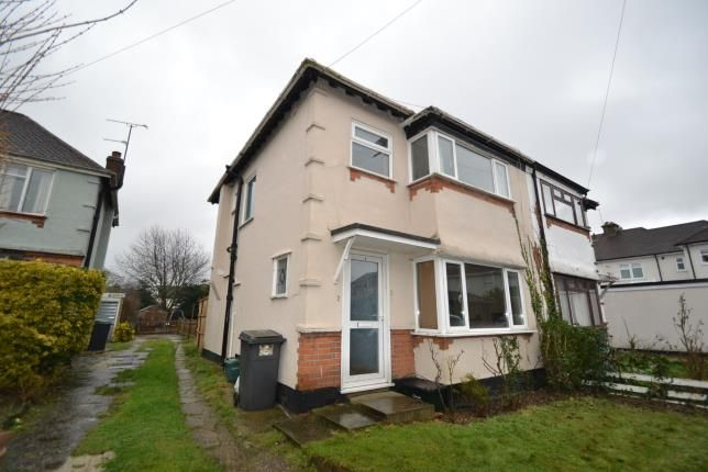 Thumbnail Semi-detached house for sale in Moulsham Lodge, Chelmsford, Essex