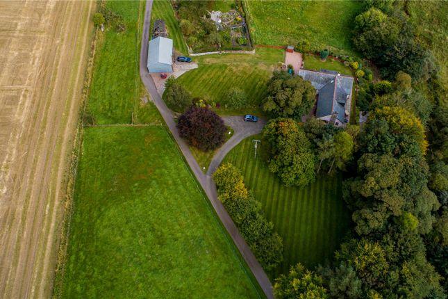 Thumbnail Detached house for sale in Glengarron House, Rickarton, Stonehaven, Kincardineshire