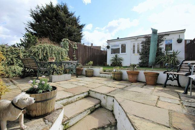 Garden/Patio of Kimbolton Green, Borehamwood WD6