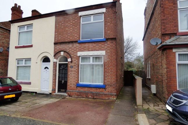 2 bed semi-detached house to rent in Ruskin Avenue, Long Eaton