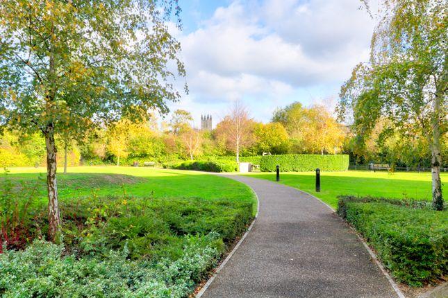 Residents Park of Old Watling Street, Canterbury CT1