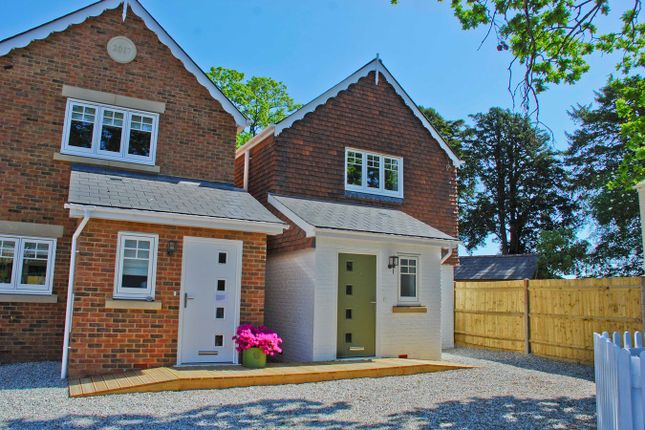 Thumbnail Detached house for sale in North Road, Brockenhurst