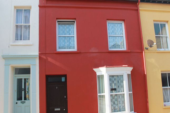 Thumbnail Terraced house to rent in Queen Street, Aberystwyth