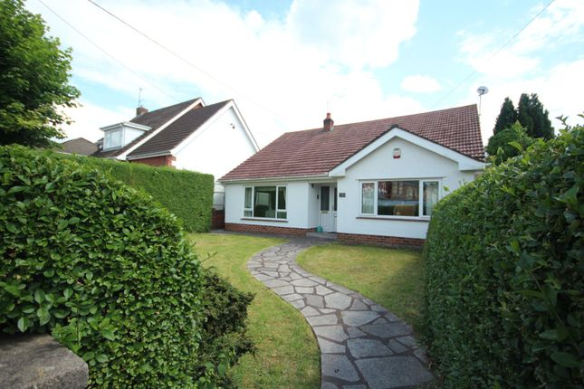 Thumbnail Detached bungalow for sale in Hatherleigh Road, Abergavenny
