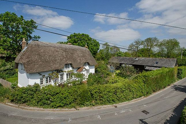 Thumbnail Detached house for sale in Awbridge Hill, Awbridge, Romsey