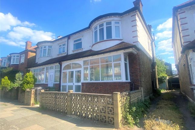 Thumbnail Semi-detached house to rent in Downton Avenue, Streatham