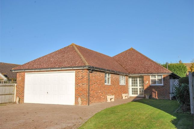 Thumbnail Detached bungalow for sale in Lake House Close, Bexhill-On-Sea, East Sussex