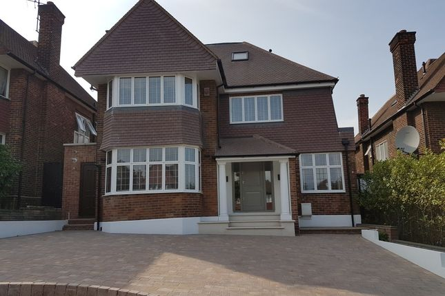 Thumbnail Detached house to rent in The Paddocks, Wembley, Middlesex