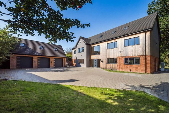 Thumbnail Detached house for sale in Church Road, Blofield, Norwich