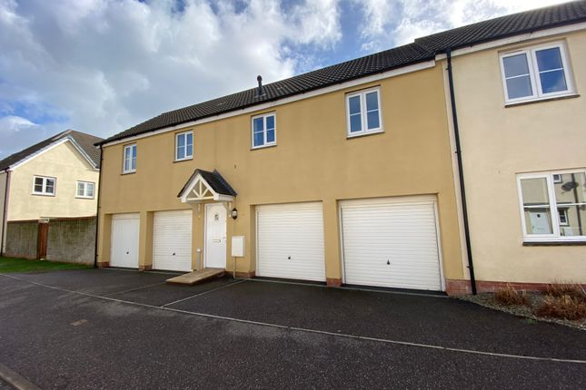 Thumbnail Flat to rent in Donn Garden, Bideford