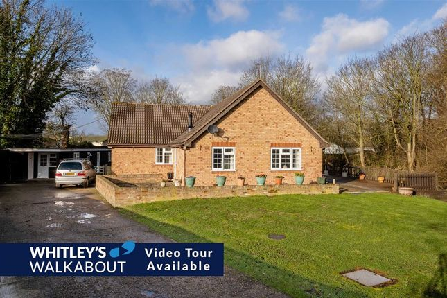 Thumbnail Detached bungalow for sale in The Common, West Drayton, Middlesex