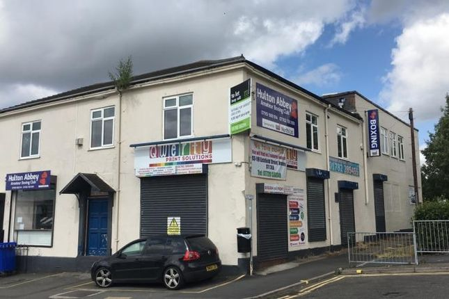 Thumbnail Leisure/hospitality to let in 17, Hillchurch Street, Hanley, Stoke-On-Trent